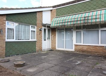 Thumbnail 2 bed terraced bungalow to rent in Stafford Close, Leigh-On-Sea