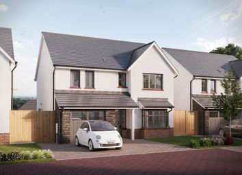 Thumbnail 4 bed detached house for sale in All Saints Way, Bridgend