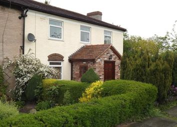 Thumbnail 3 bed property to rent in Owley Wood Road, Weaverham, Northwich