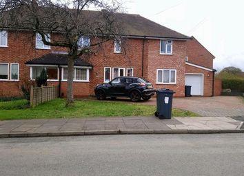 Thumbnail Room to rent in Green Meadow Road, Northfield, Birmingham