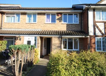 Thumbnail 3 bed terraced house to rent in Lulworth Crescent, Mitcham
