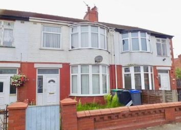 Thumbnail 3 bed terraced house to rent in Lyndhurst Avenue, Blackpool