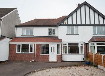 Thumbnail 3 bed semi-detached house for sale in Bedford Road, Sutton Coldfield