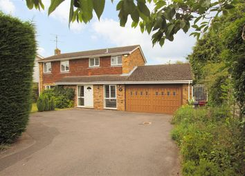 Thumbnail 4 bedroom detached house for sale in Wendover Way, Tilehurst, Reading
