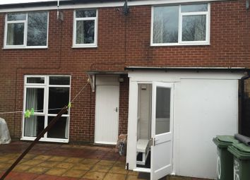 Thumbnail 4 bed terraced house to rent in Kineton Close, Redditch