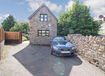 Thumbnail 2 bedroom detached house for sale in Park Drive, Llangattock, Crickhowell