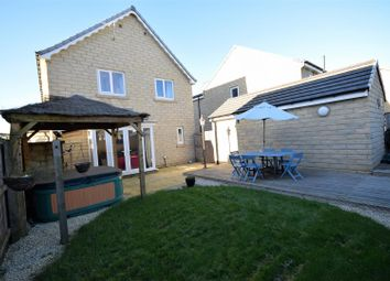 Thumbnail 4 bed detached house for sale in Burwood Gate, Queensbury, Bradford