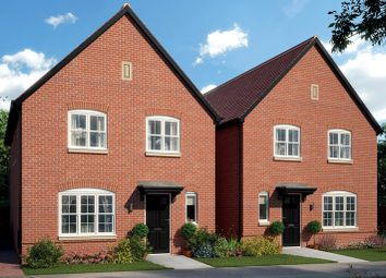 Thumbnail 4 bed detached house for sale in Lassington Reach, Lassington Lane, Highnam Gloucestershire