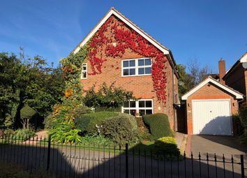 Thumbnail 4 bed detached house for sale in Oak Way, Sutton Coldfield