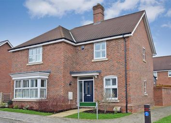 Thumbnail 5 bed detached house for sale in Atlas Close, Kings Hill, West Malling, Kent