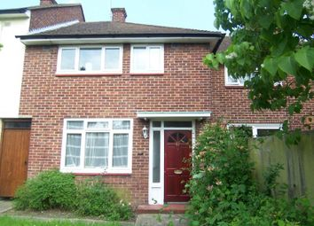 Thumbnail 3 bed property to rent in Mansfield Drive, Merstham, Surrey