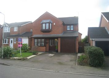 Thumbnail 4 bed detached house for sale in Pickering Road, Broughton Astley, Leicester