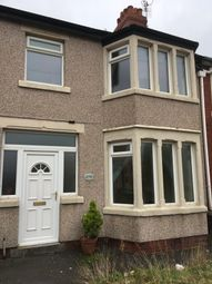 Thumbnail 3 bed semi-detached house to rent in Warbreck Drive, Bispham, Blackpool