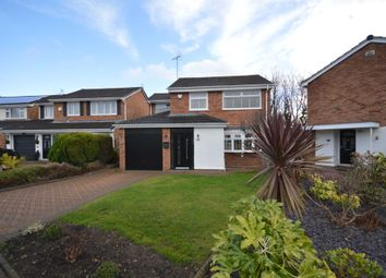 Thumbnail 4 bed detached house for sale in Morello Drive, Spital, Wirral