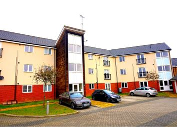 Thumbnail 3 bed flat for sale in Newport Road, Milton Keynes