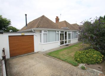 Thumbnail 3 bed detached bungalow for sale in Ocklynge Close, Bexhill-On-Sea