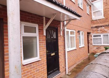 Thumbnail 1 bed flat to rent in Wednesbury Road, Walsall