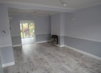 Thumbnail 3 bed terraced house to rent in Swan Way, Enfield