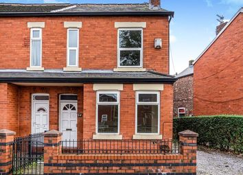 Thumbnail 3 bed terraced house to rent in Tootal Drive, Salford