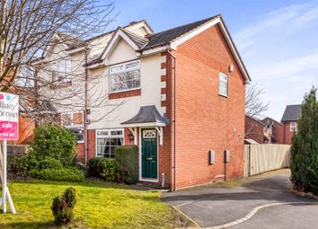 Thumbnail 2 bed semi-detached house for sale in Cornfield, Dewsbury