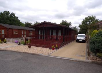 Thumbnail 3 bed mobile/park home for sale in Beverley Hill, Wood End, Warwickshire