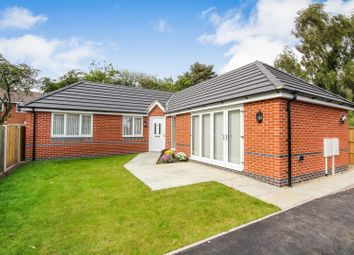 Thumbnail 3 bedroom detached bungalow to rent in Manor Road, Calverton, Nottingham