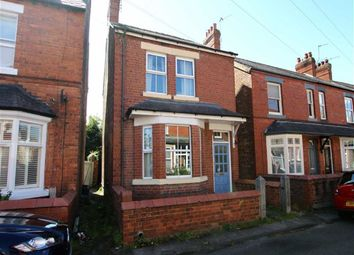 Thumbnail 3 bed detached house for sale in Highfield, Hawarden, Flintshire