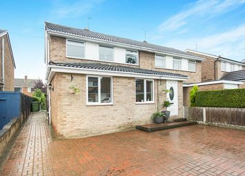 Thumbnail 4 bedroom semi-detached house for sale in Beacon View, South Kirkby, Pontefract