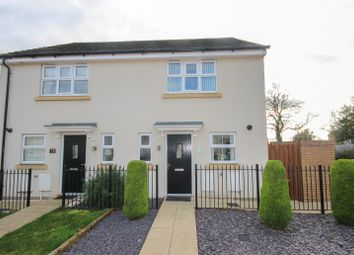 Thumbnail 2 bed semi-detached house for sale in Oak Leaze, Charlton Hayes, Patchway, Bristol