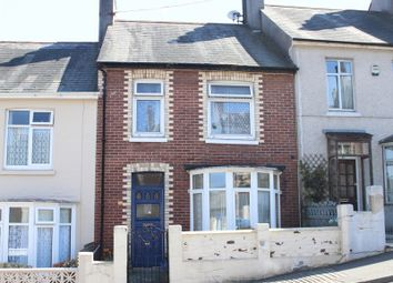 Thumbnail 3 bedroom terraced house for sale in Clinton Avenue, Lipson, Plymouth