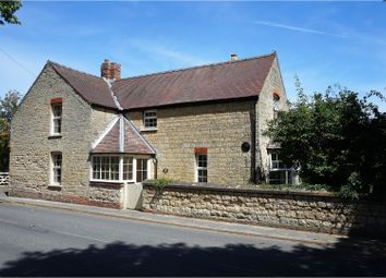 Thumbnail 4 bed detached house for sale in Main Street, Nocton