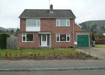Thumbnail 3 bed bungalow to rent in 2 Kennedy Close, Church Stretton