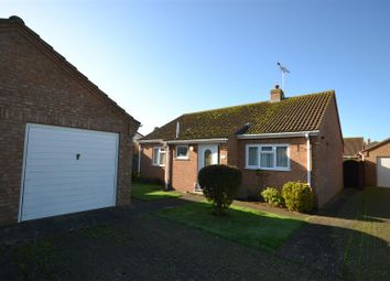 Thumbnail 2 bed detached bungalow for sale in Cameron Crescent, Snettisham, King's Lynn