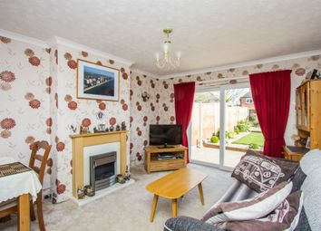 Thumbnail 2 bedroom semi-detached bungalow for sale in Keswick Road, Blaby, Leicester