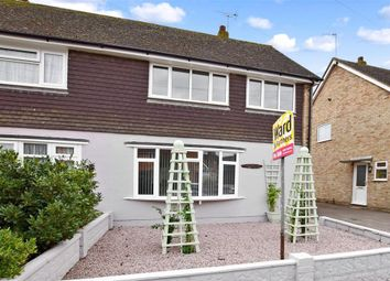 Thumbnail 3 bed semi-detached house for sale in Eastern Road, Lydd, Romney Marsh, Kent