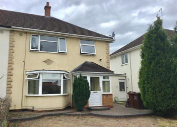 Thumbnail 3 bed semi-detached house for sale in Douglas Road West, Stafford