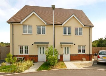 Thumbnail 3 bed semi-detached house for sale in Cook Court, Bishopdown, Salisbury, Wiltshire