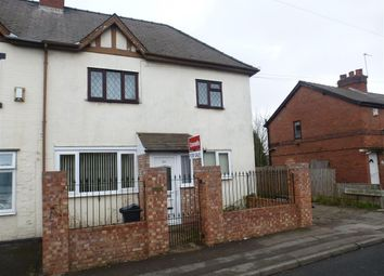 Thumbnail 1 bedroom flat for sale in Forge Road, Darlaston, Wednesbury