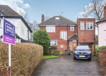 Thumbnail 4 bed detached house for sale in Grove Road, Oldbury