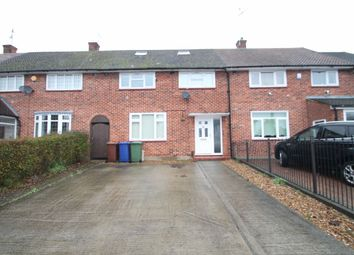 Thumbnail 4 bed terraced house to rent in Erriff Drive, South Ockendon, Essex