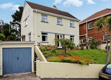 Thumbnail 3 bedroom detached house for sale in Bicclescombe Gardens, Ilfracombe