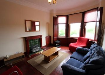 Thumbnail 1 bed flat to rent in Kings Park Road, Glasgow