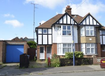 Thumbnail 1 bed flat for sale in St. Andrews Road, Felixstowe