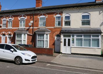 Thumbnail 3 bed terraced house for sale in Newport Road, Balsall Heath, Birmingham, West Midlands
