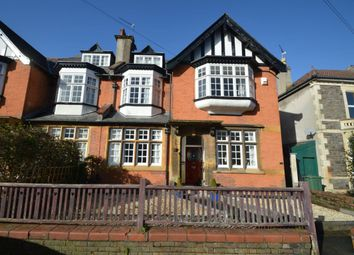Thumbnail 2 bed flat to rent in Effingham Road, St. Andrews, Bristol