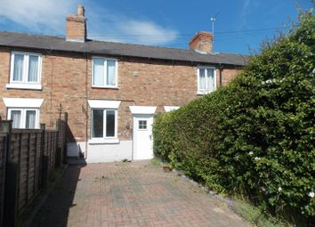 Thumbnail 1 bedroom terraced house for sale in Draycott Road, Borrowash, Derby