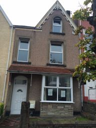 Thumbnail 5 bed terraced house to rent in Finsbury Terrace, Swansea