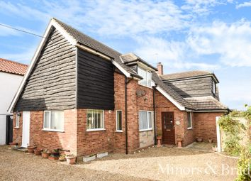 Thumbnail 4 bed detached house for sale in Orchard Close, Caister-On-Sea, Great Yarmouth