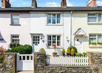 Thumbnail 2 bedroom terraced house for sale in Grove Terrace, Penarth