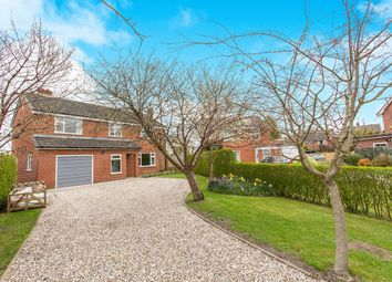 Thumbnail 5 bed detached house for sale in School Lane, Bronington, Whitchurch